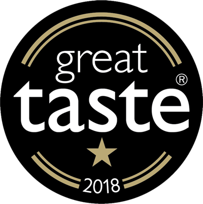 Great Taste Award 2018 - Pershore Juneberries