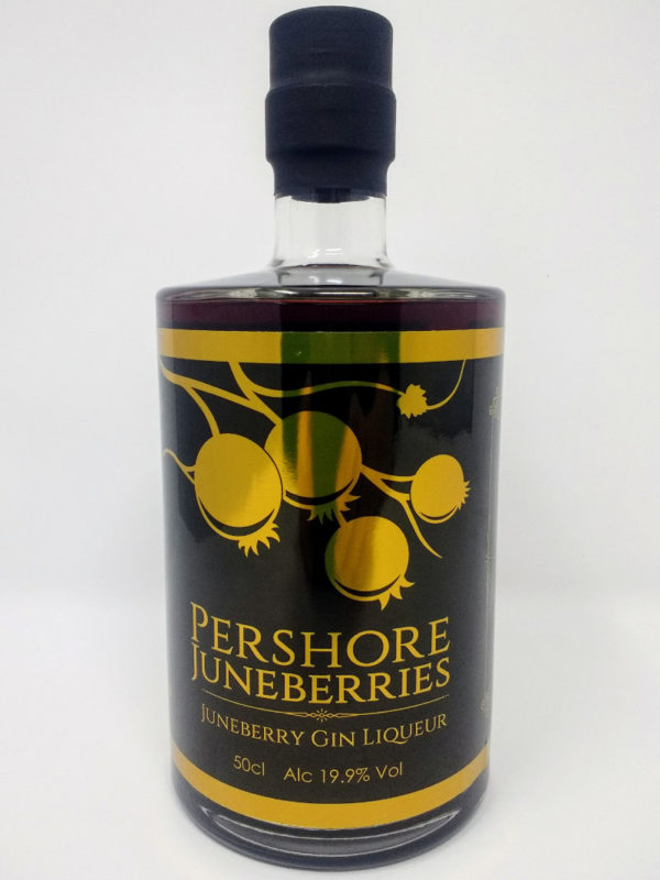 Pershore Juneberries Gin 50cl
